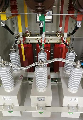 6kv automatic capacitor banks with filters