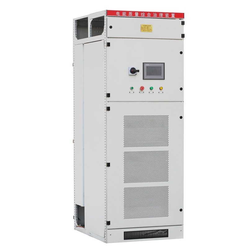 low voltage static var generator statcom panel