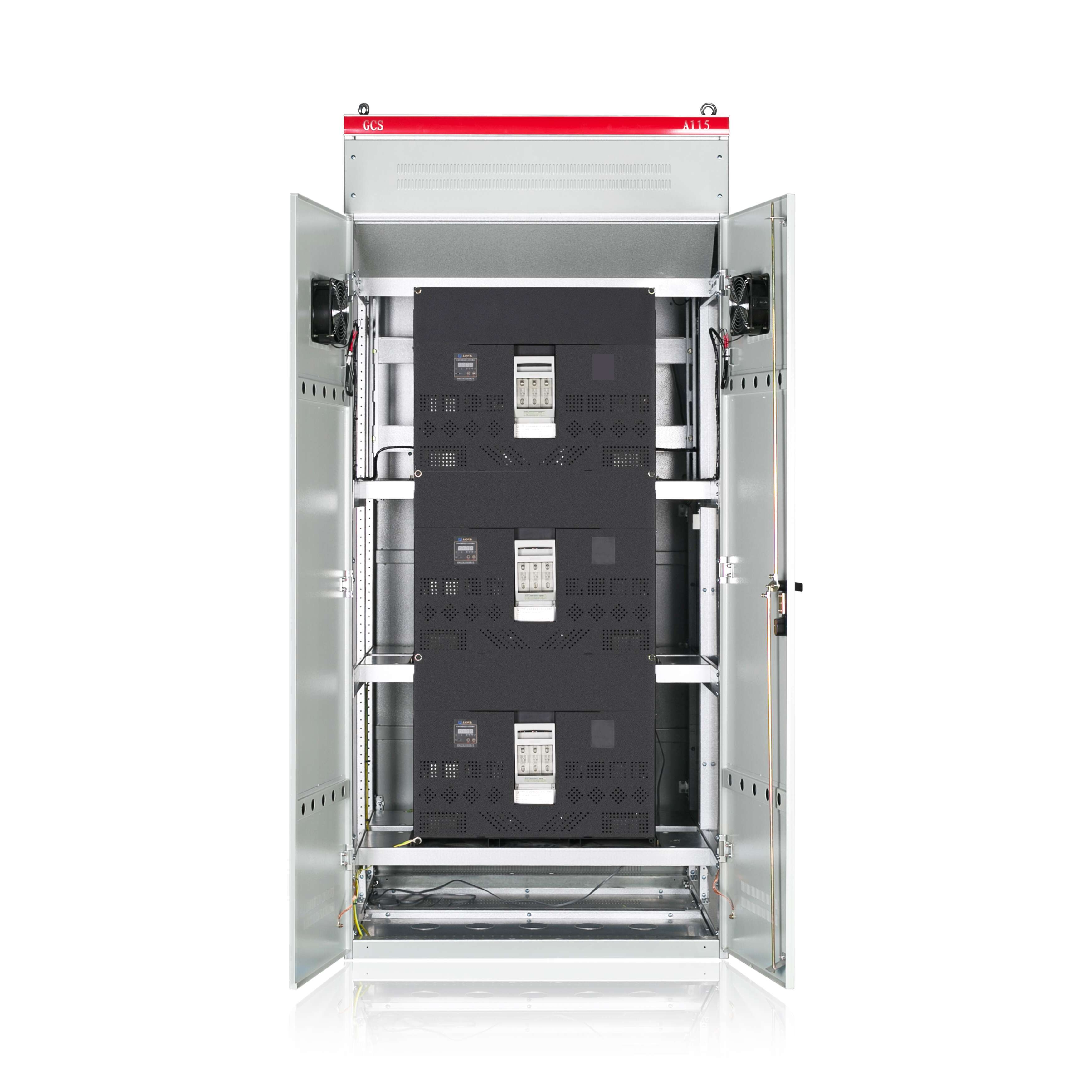 low voltage automatic power factor correction panels with filters