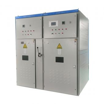 Metal Enclosed Harmonic Filter Capacitor Banks